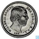 Coins - the Netherlands - Netherlands 5 cents 1879