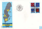 Province of weapons Sweden 1985