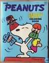 Peanuts Snoopy coloring book