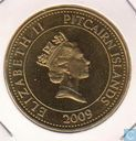 Pitcairn Islands 2 dollars 2009