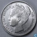 Coins - the Netherlands - Netherlands 25 cent 1898