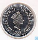 Pitcairn Islands 20 cents 2009