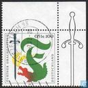 Postage Stamps - Germany, Federal Republic [DEU] - Traditions and customs
