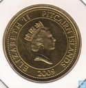 Pitcairn Islands 1 dollar 2009