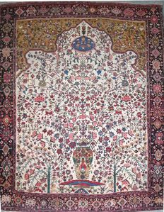 Super Persian antique FERAHAN 1870.