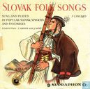 Folk Songs from Eatern Slovakia (Sung in Slovak)