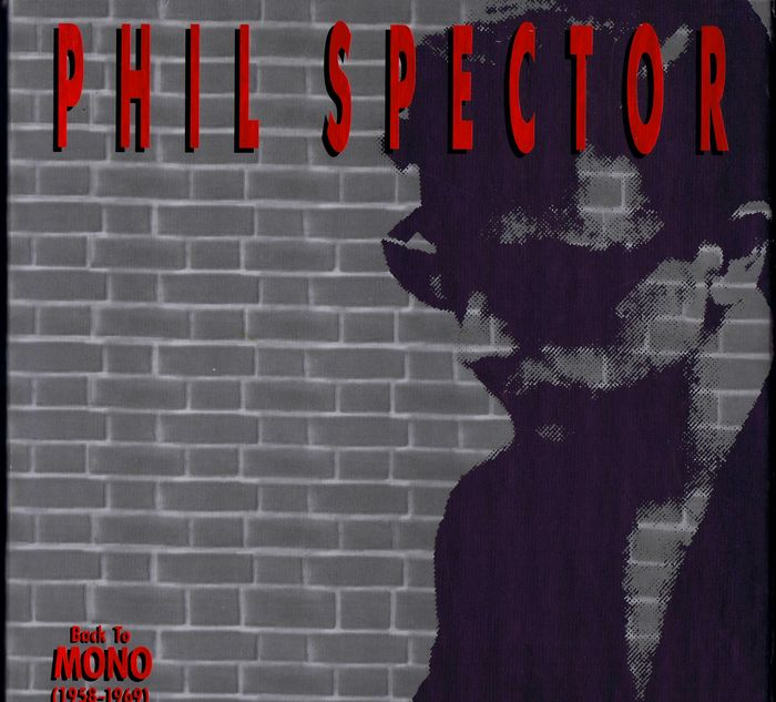 Phil Spector - Multiple artists - Back To Mono (1958-1969) - 4CD Box set - 1991