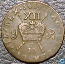Ierland 1 shilling 1689 (10r)