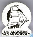 Clipper de makers van Monopoly