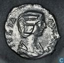 Roman Empire, AR Denarius, 193-211 AD, Julia Domna, wife of Septimius Severus, 194-217 AD