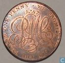 Groot-Brittannië Anglesey Mines Penny 1787