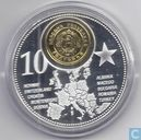"Bulgarije 10 euro 2006 ""Forthcoming New Euro Countries"""