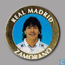Caps and pogs - Real Madrid - Zamorano