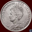Coins - the Netherlands - Netherlands 1 gulden 1916