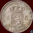 Monnaies - Pays-Bas - Pays-Bas 1 gulden 1840 (William I)