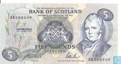Scotland 5 pound (Copy) (Copy) (Copy)