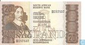South Africa 20 Rand (Copy)