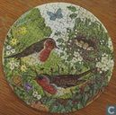 'Robins' Jigsaw Puzzle by Sharon Jervis