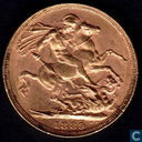 United Kingdom 1 sovereign 1889