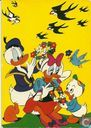 Donald Duck en Katrien