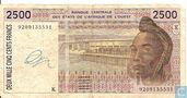 West Afr Stat. K 5000 Francs (Copy)