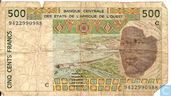 West Afr Stat. 500 Francs C (Copy)