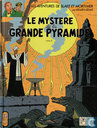 Comic Books - Blake and Mortimer - Le mystere de la grande pyramide 2