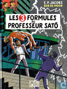 Comic Books - Blake and Mortimer - Les 3 formules du professeur Satõ 2