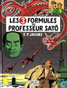 Comic Books - Blake and Mortimer - Les 3 formules du professeur Satõ 1