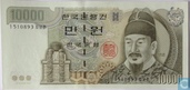 Zuid-Korea 10.000 Won