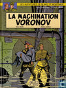 Bandes dessinées - Blake et Mortimer - La machination Voronov