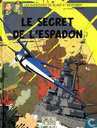 Strips - Blake en Mortimer - Le secret de l'espadon 3