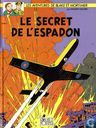 Comics - Blake und Mortimer - Le secret de l'espadon 1