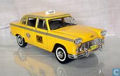 Checker Taxi Cab N.Y.C.