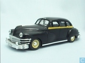 Chrysler Windsor Six Sedan 1947 Taxi