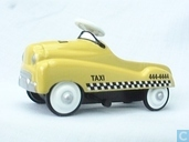 Taxi Cab mini pedal car