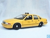 Chevrolet Caprice NYC Taxi 1995