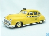 Chrysler De Soto 1957 yellow cab