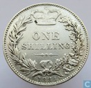 United Kingdom 1 shilling 1881