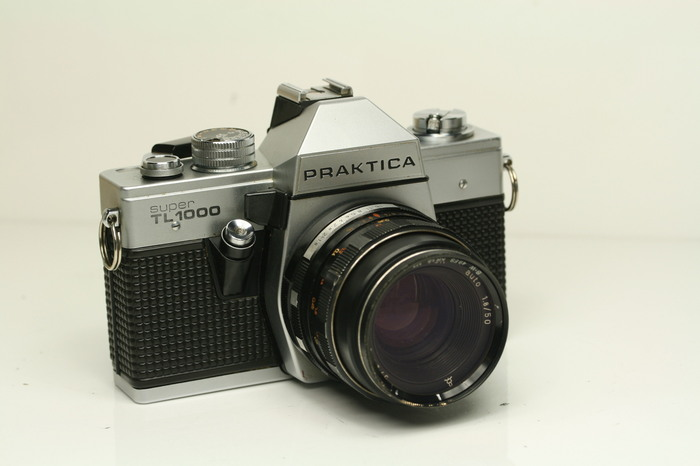 Praktica super tl pentacon mm catawiki