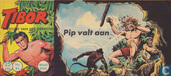 Comic Books - Jan Stavast - Pip valt aan