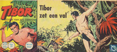 Comic Books - Jan Stavast - Tibor zet een val