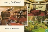 ;De Kroon:cafe