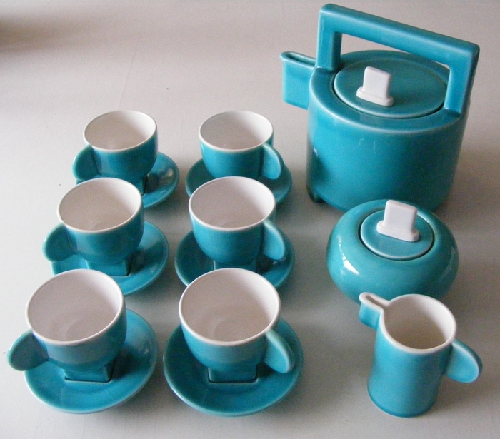 Marco Zanini Hollywood collection - tea set