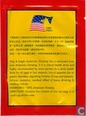 Tea bags and Tea labels - Flag & Eagle - American Ginseng Tea