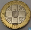 Guernsey 2 pounds 1998
