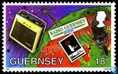 Briefmarken - Guernsey - Kommunikationsmittel