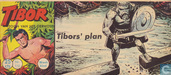 Comic Books - Tibor - Tibors' plan