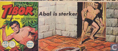 Strips - Tibor - Abal is sterker