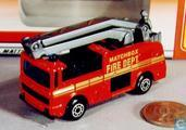 Snorkel Fire Engine 'Matchbox Fire Dept'